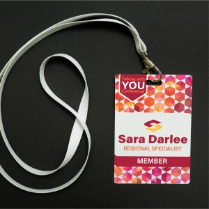 Conference NameBadge MOCKUP