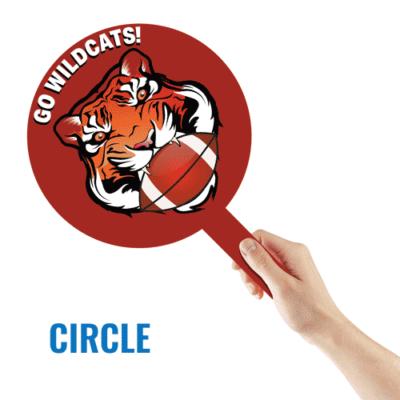 Circle Paddle Fan